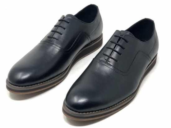 Fabio Morossi Corporate Casual Shoe Black 2
