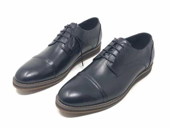Fabio Morossi Corporate Casual Shoe Black