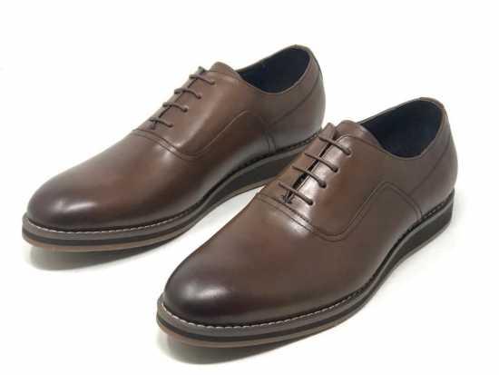 Fabio Morossi Corporate Casual Shoe Brown 2