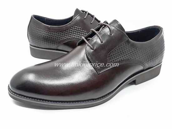 Clarks Lace Up Corporate Shoe Brown