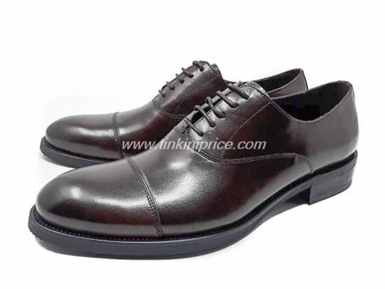Mr Serguis Lace Up Formal Shoe Coffee Brown