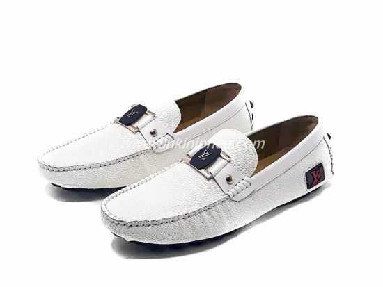 Louis Vuitton Drivers White