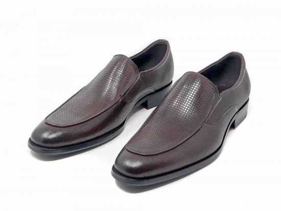 Mr Sergius Loafers Patterned Shoe Brown