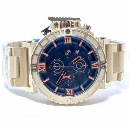 Porsche All Stainless Steel Watch - Gold
