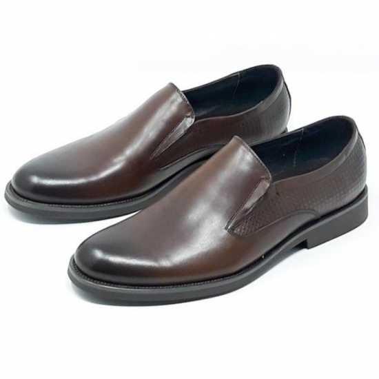 Clark Corporate Shoe Brown