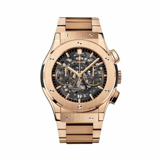 Hublot 45mm Classic Fusion Chronograph Watch