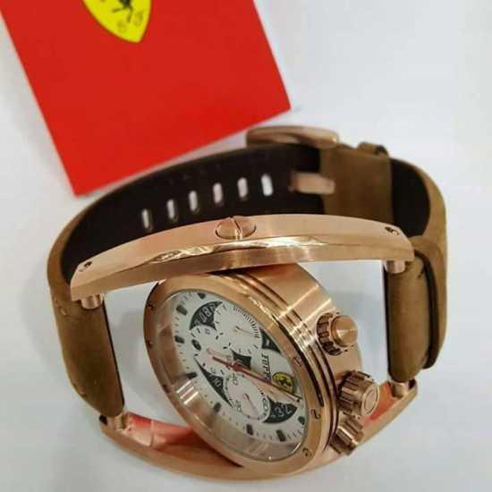 Ferrari Strap Wrist Watch