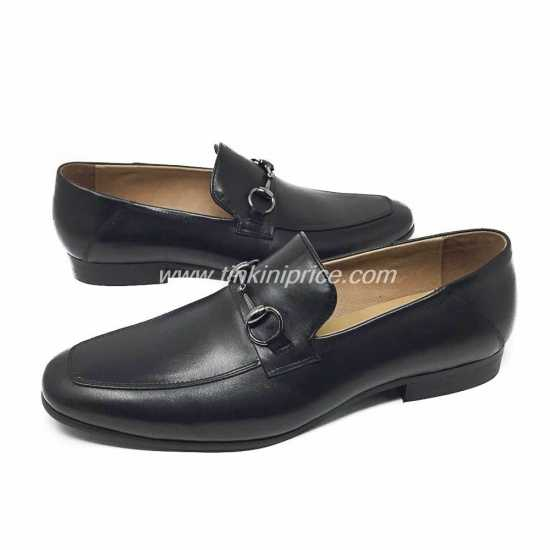 Mr Sergius Loafers Shoes Black 2