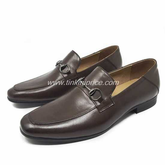Mr Sergius Loafers Shoes Brown 2