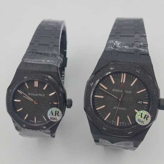 Audemars Piguet Royal Male and Female Watch Black