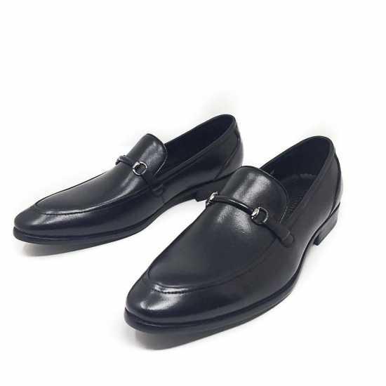 Barruda Loafers Shoes Black