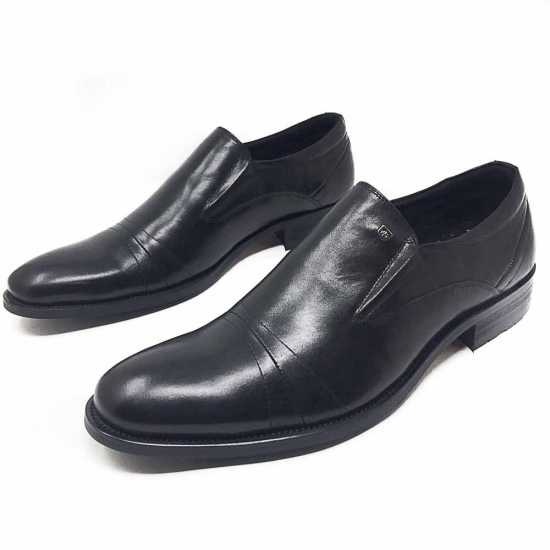 Micheal & Sara Formal Shoe Black