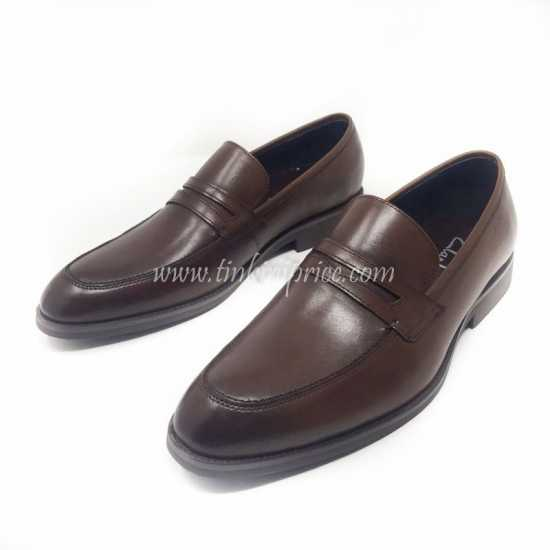 Clark Loafers Shoe Brown
