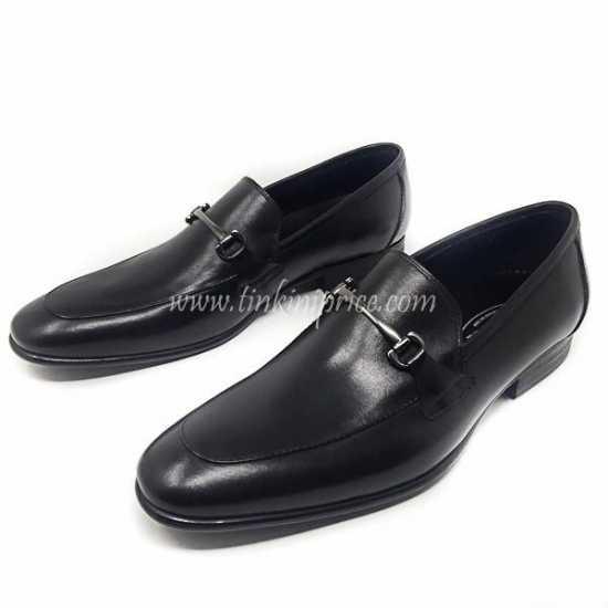 Barruda Formal Shoe Black