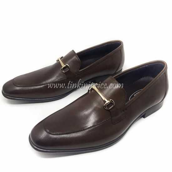 Barruda Formal Shoe Brown