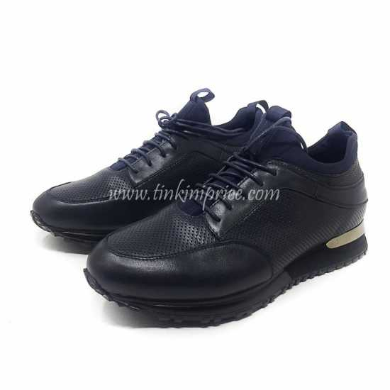 Armani Casual Shoe Blue