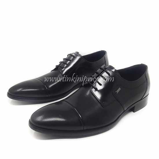 Loriblu Cap Lace Up Shoes Black