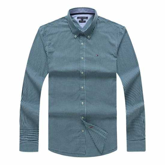 Tommy Hilfiger Classic Checkered Long Sleeve Shirt 3