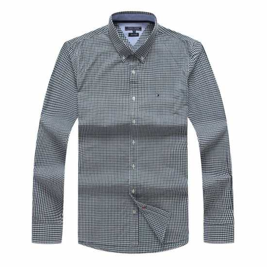 Tommy Hilfiger Classic Checkered Long Sleeve Shirt 4