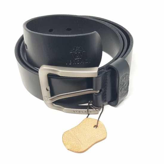 Versace Belt Black