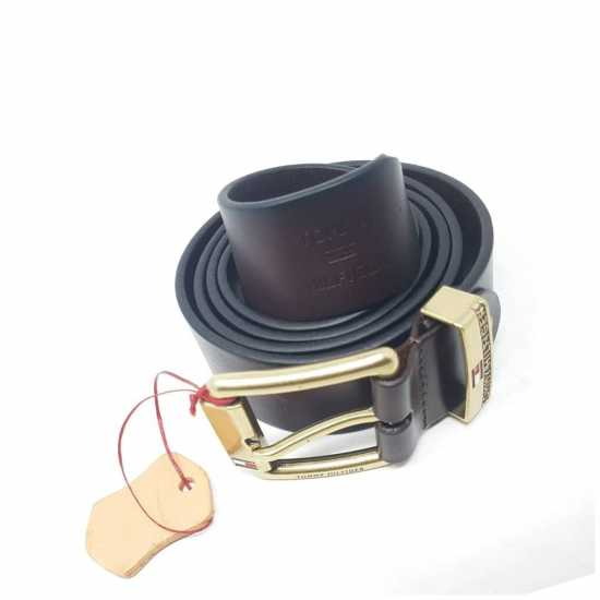 Tommy Hilfiger Belt Coffee Brown