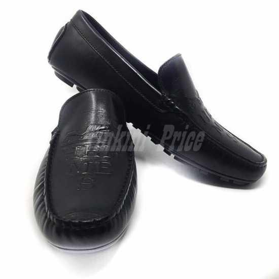 Hermes Paris Classic Loafers Black