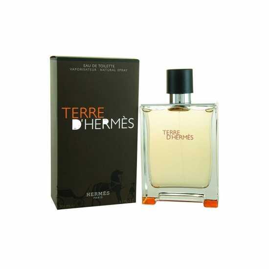 TERRE D'HERMES FOR MEN