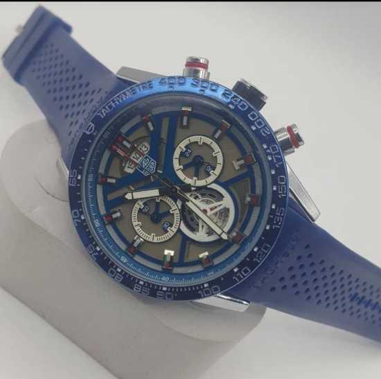 Tag Heuer Blue Watch
