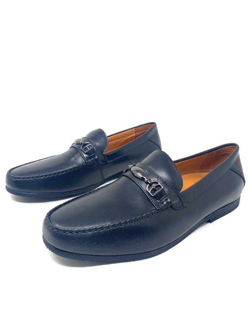 Men's Bally Loafers Black