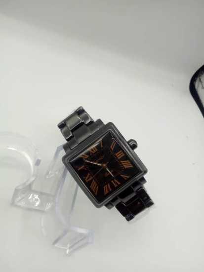 Cartier Black Chain Watch