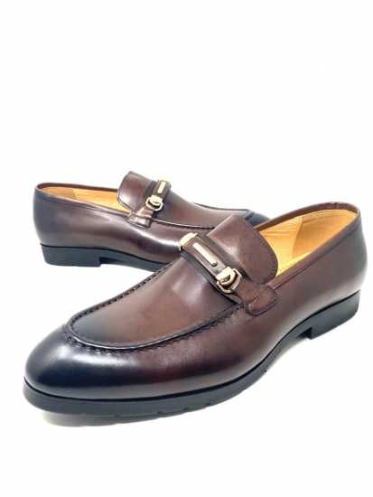 John Galliano Design Classic Loafers Brown