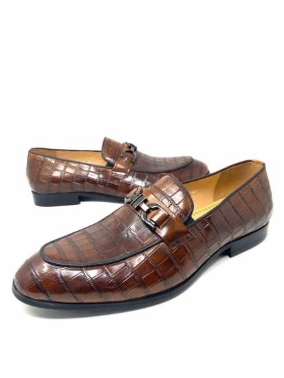 John Galliano Tassel Loafers Brwon